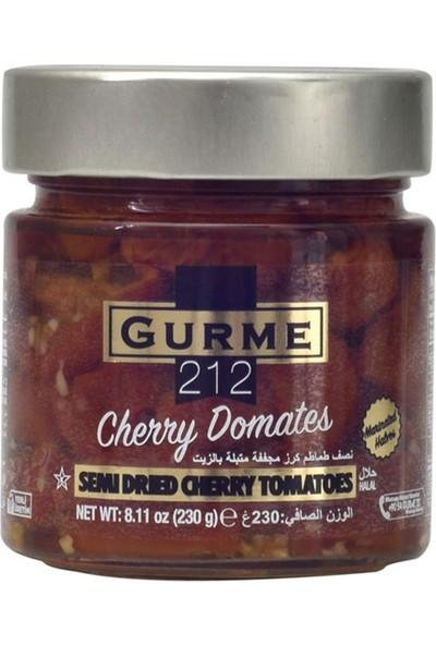 Gurme212 Yarı Kuru Cherry Domates 255 ml