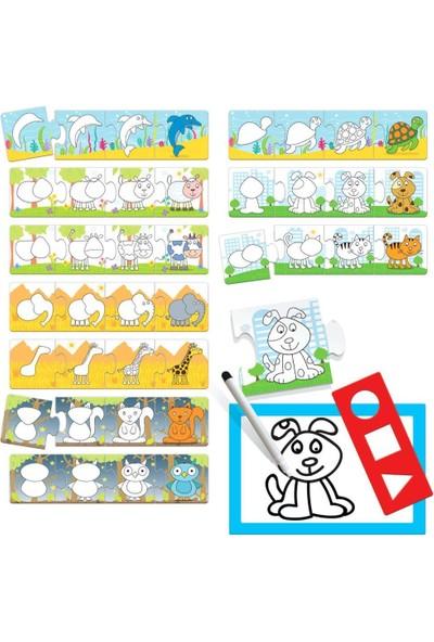 Headu Adım Adım Çizim Yapma Oyunu Drawing School 21062