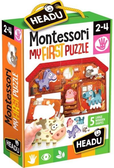 Headu Montessori Benim Ilk um Çiftlik 20140