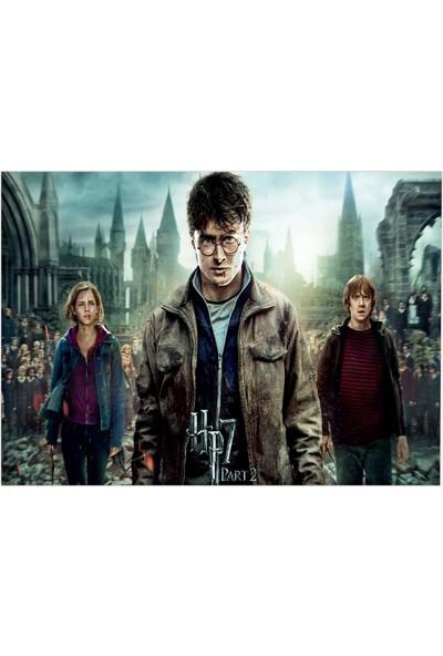 Renk Vagonu 1000 Parça Harry Potter Puzzle