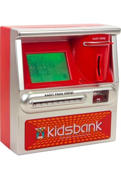 Kidsbank Elektronik Atm Kumbara