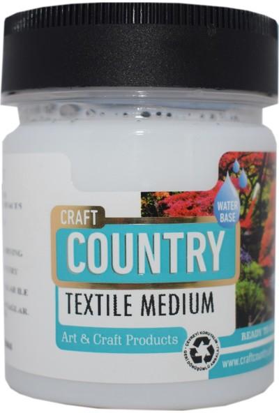 Craft Country 8013 Tekstil Medyumu 120 cc