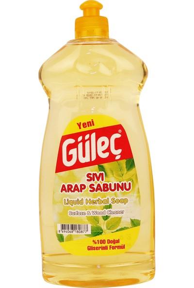 Güleç Sıvı Arap Sabunu 750 ml