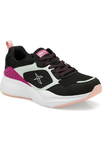 Kinetix Wesley W Siyah Kadın Comfort Ayakkabı