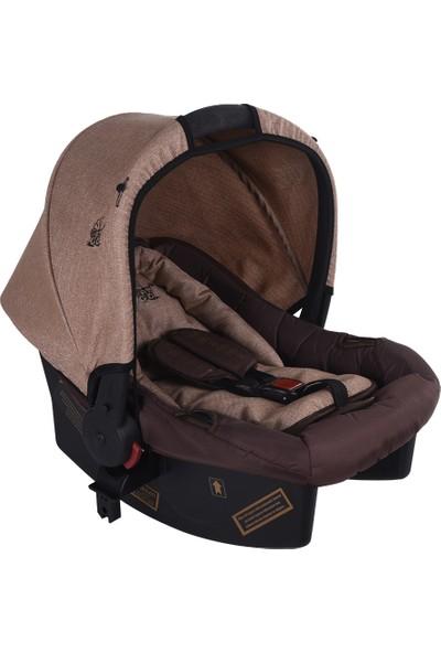 Mamma Twin Gold Travel Sistem Ikiz Bebek Arabası