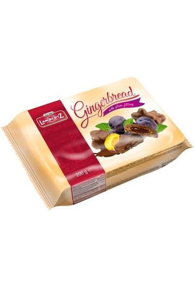 Lambertz Gingerbread Erik Dolgulu Çikolatalı Kurabiye 200 gr