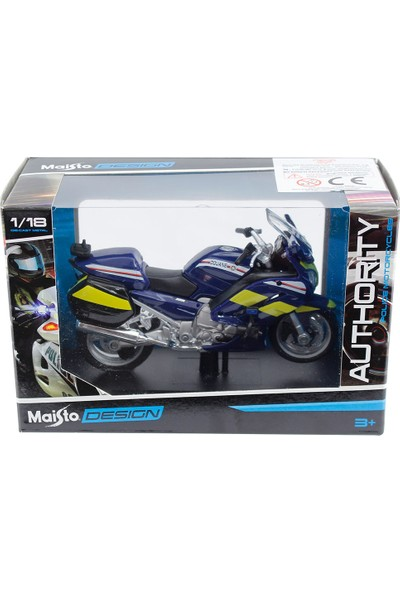 Maisto Desion Yamaha FJR13000A Model Motosiklet