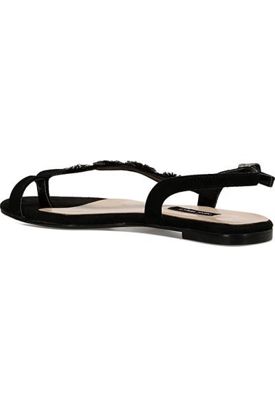 Nine West Aıleen2 Siyah Kadın Sandalet