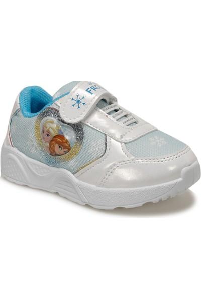 Frozen Beyaz Kız Çocuk Spor Ayakkabı