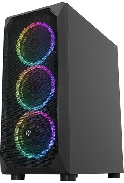 Asper FC-9315G Intel Core i5 10400F 16GB 480GB SSD RX580 Freedos Masaüstü Bilgisayar