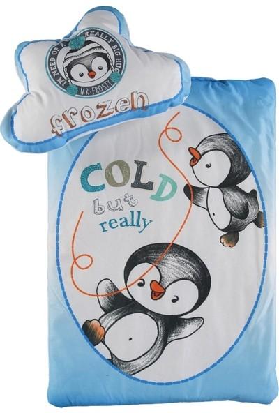 Jaune Baby Cold Penguen Alt Açma 58 x 42 cm