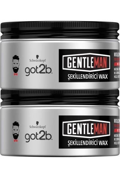 Got2B Gentleman Şekillendirici Wax x 2 Adet