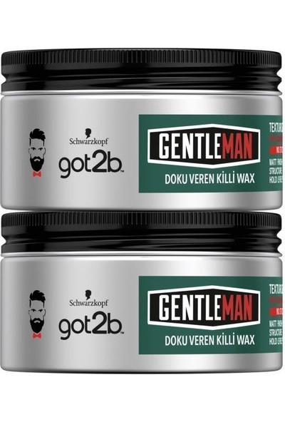 Got2B Gentleman Doku Veren Killi Wax x 2 Adet