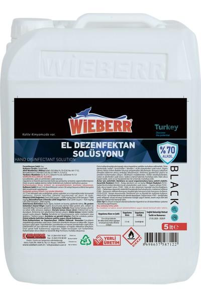 Wieberr El Dezenfektan Solüsyonu 5 lt