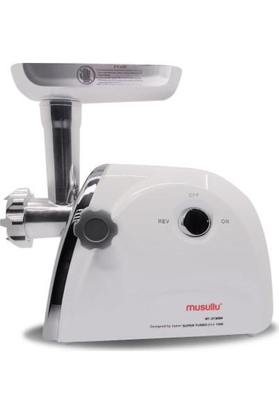 Musullu 1300W Et Kıyma Makinesi