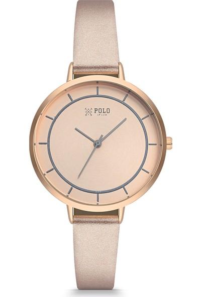 Luis Polo P1071-BK-06 Kadın Kol Saati