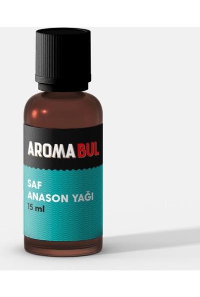 Aromabul Saf Anason Yağ 15 ml (Distile)
