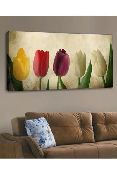 Syronix Laleler Kanvas Tablo 120 x 60 cm TBL-001