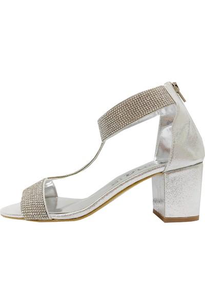 Pelucci Kadın Abiye Ayakkabı