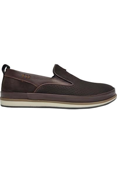 Copacabana 1016-20 Nubuk Deri Erkek Ayakkabı