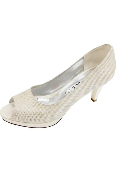 Jena 31182 Topuklu Abiye Kadın Ayakkabı
