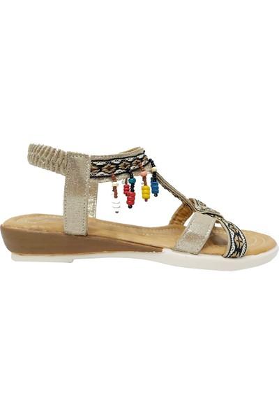 Jena 9123 Trend Fashion Kadın Sandalet