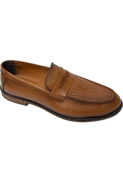 Kibpolo 55144 Deri Loafer Erkek Ayakkabı