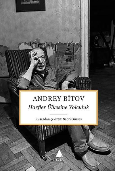 Harfler Ülkesine Yolculuk - Andrey Bitov
