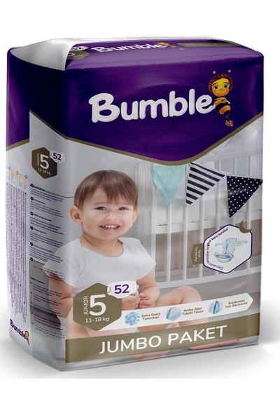 Bumble Bebek Bezi 5 Numara Junior 52'li