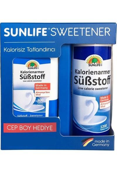 Sunlife Substoff Tatlandırıcı 1200 Tablet + Cep Boy Hediyeli