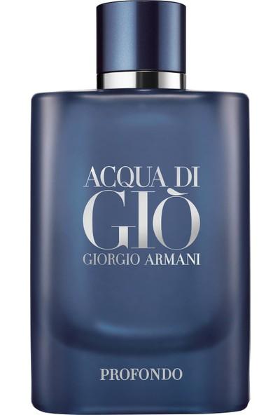 Giorgio Armani Acqua Di Gio Profondo 75 ml Edp Erkek Parfümü