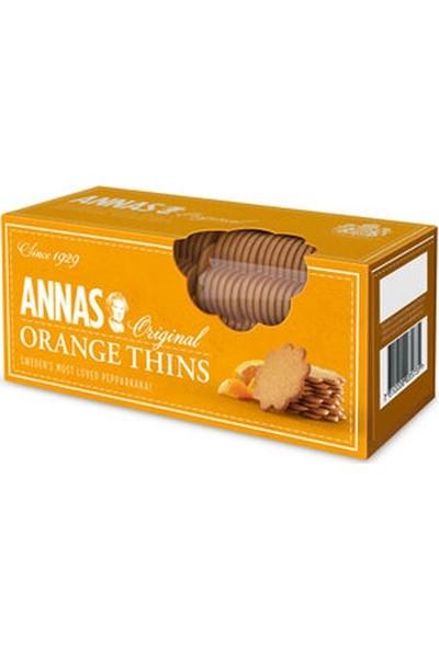 Annas Portakallı Bisküvi 150 gr