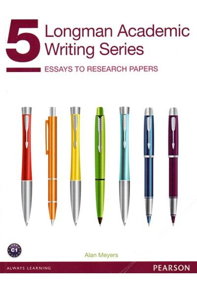 Longman Academic Writing Series 5