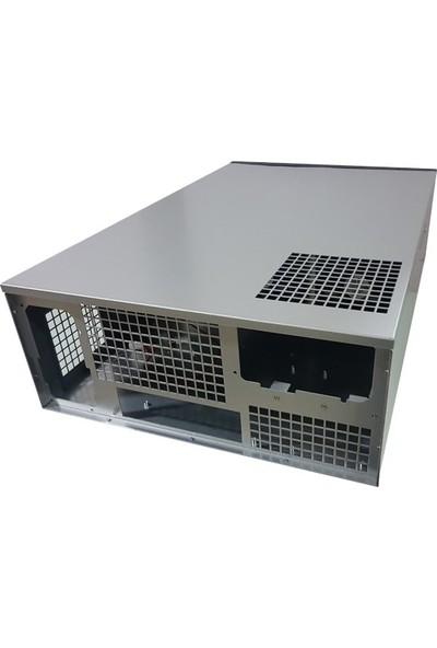 TGC TGC-D600 4u 8 GPU Dual Mining Server Kasa (Powersız )