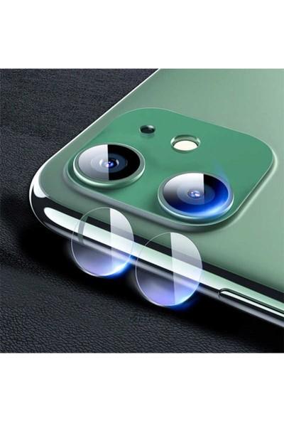 Benks Apple iPhone 11 Seperated Kamera Lens Koruyucu Film