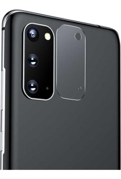 Benks Samsung Galaxy S20 Benks Kr Kamera Lens Koruyucu Cam