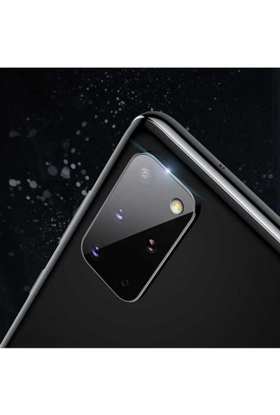 Benks Samsung Galaxy S20 Plus Benks Kr Kamera Lens Koruyucu Cam