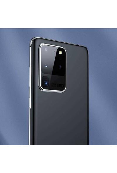 Benks Samsung Galaxy S20 Ultra Benks Kr Kamera Lens Koruyucu Cam