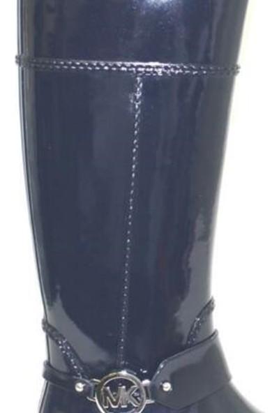 Michael Kors Fullton Tall Harness Kadın Çizme Nave 40F3FHFB6Q