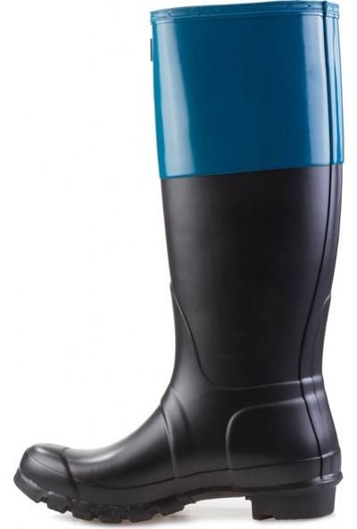 Hunter Original Gloss Kadın Çizme Siyah W25229