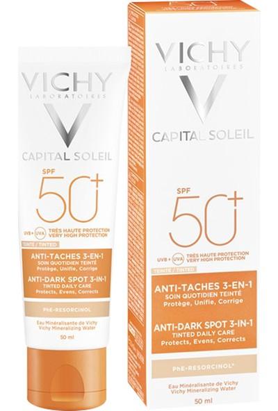 Vichy Ideal Soleil Spf 50 Leke Karşıtı Güneş Koruyucu 50 ml