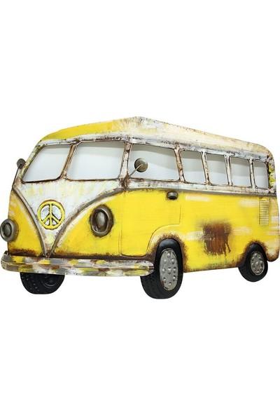 MNK Minibüs Pano Sarı