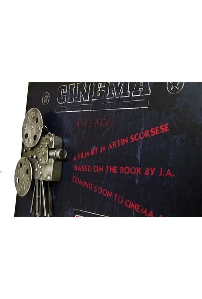 MNK Pano Metal Sinemaskop