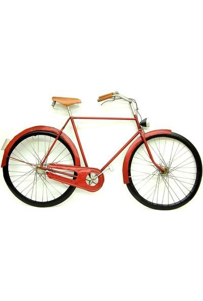 MNK Bisiklet Pano Kırmızı