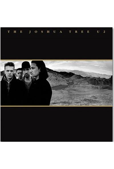 U2 - The Joshua Tree ''30 Anniversary Edition - Gold Winly'' (2 Plak)