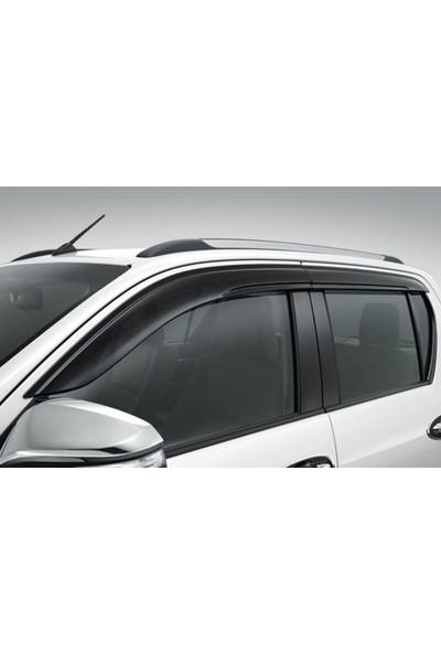 Bullcar Vakum Rüzgarlık Dacia Logan Mcv