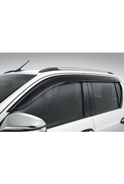 Bullcar Vakum Rüzgarlık Chevrolet Captiva