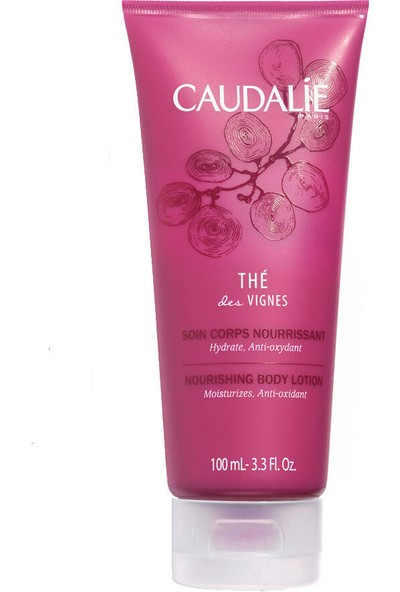 Caudalie The Des Vignes Nourishing Body Lotion - Vücut Losyonu 100 ml
