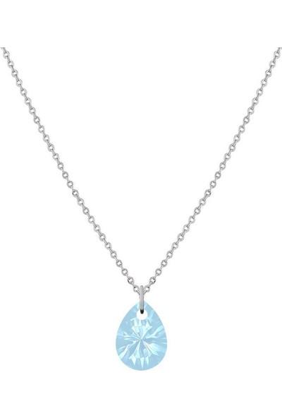 Toms Swarovski Kristalli Kadın Çelik Kolye TMJ30391-491-C