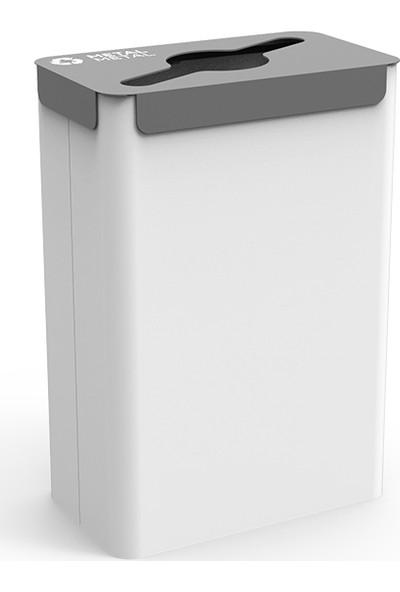 Roka Design Maki Atık Kutusu Metal Atık